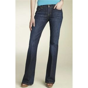 Citizens of Humanity Ingrid Stretch Low Flare Jean